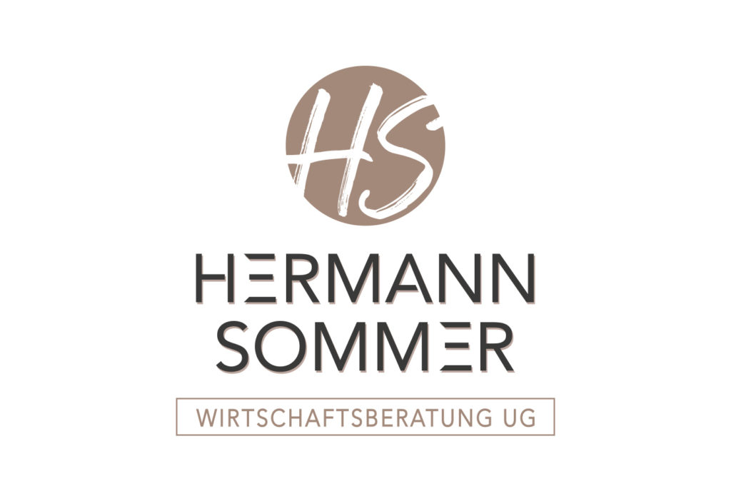 Hermann Sommer<h5>Logo- & CorporateDesign</h5>