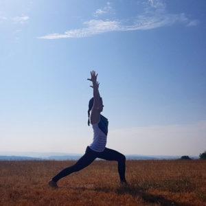 Kundenbewertung/-stimme: Profilbild von Karina Samtleben (YOGAINA)