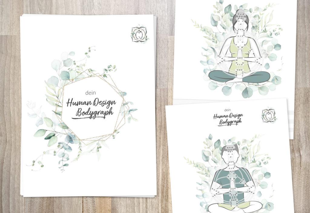 Human Design Bodygraph
