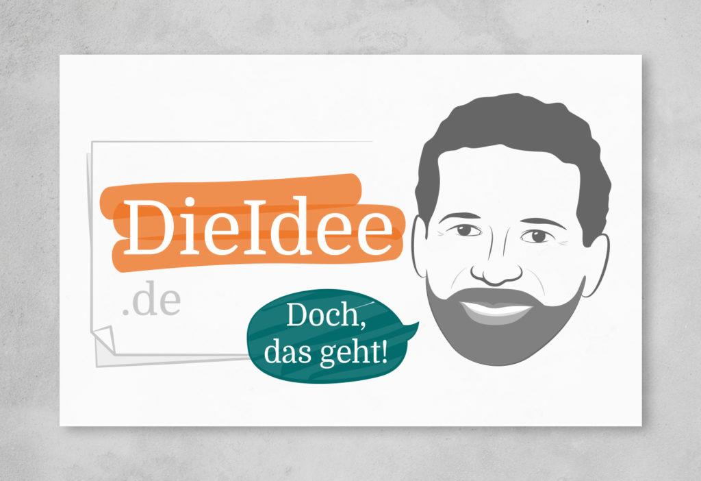 Logo- & Corporate-Design: Christoph Seipp und dieIdee.de