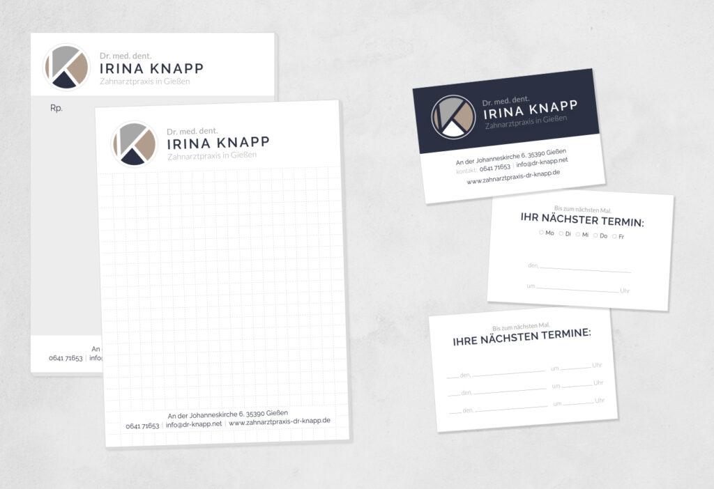 Dr. Irina Knapp – Printmedien